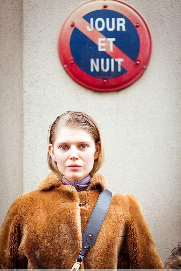 Ola Rudnicka / Nina Ricci FW 18 - clichey | ello