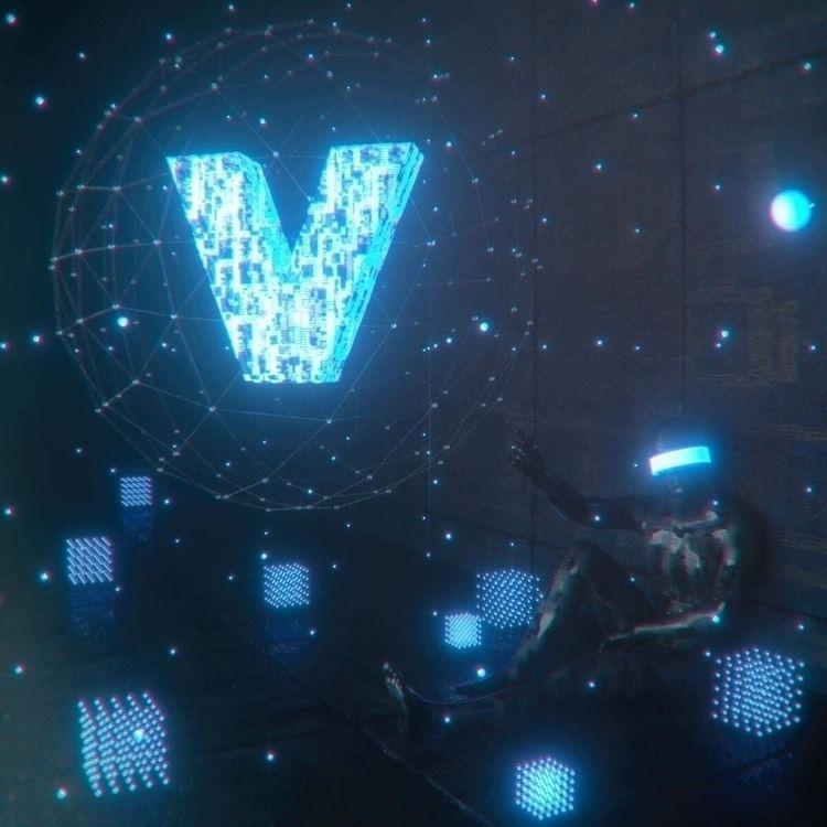 Virtual Reality - 36daysoftype, font - jay_ndeau | ello