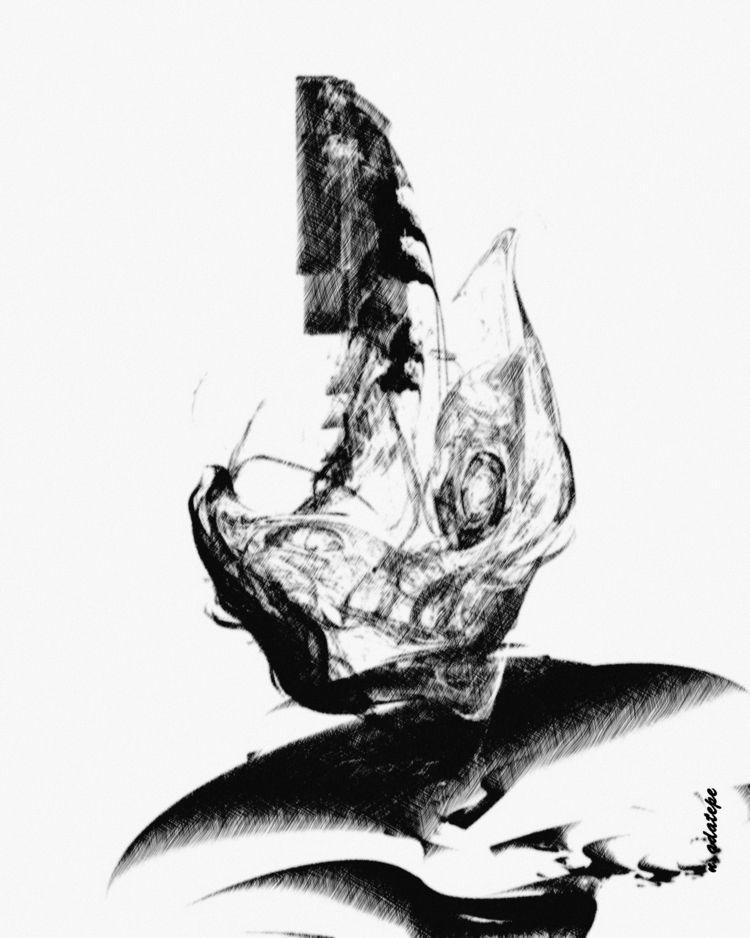 Quietness tranquility - Art, Digital - nadatepe | ello