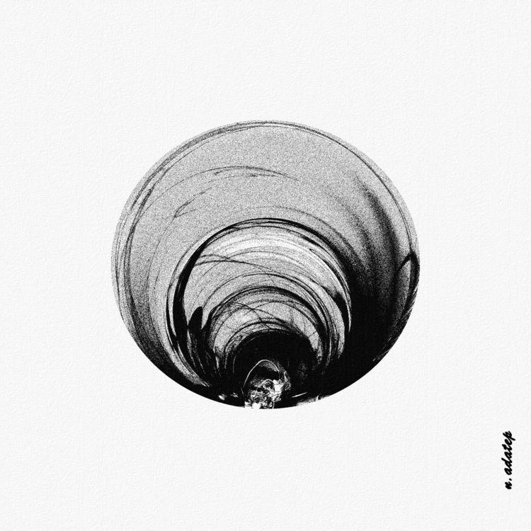 Tunnel - Chaos series - Art, Digital - nadatepe | ello