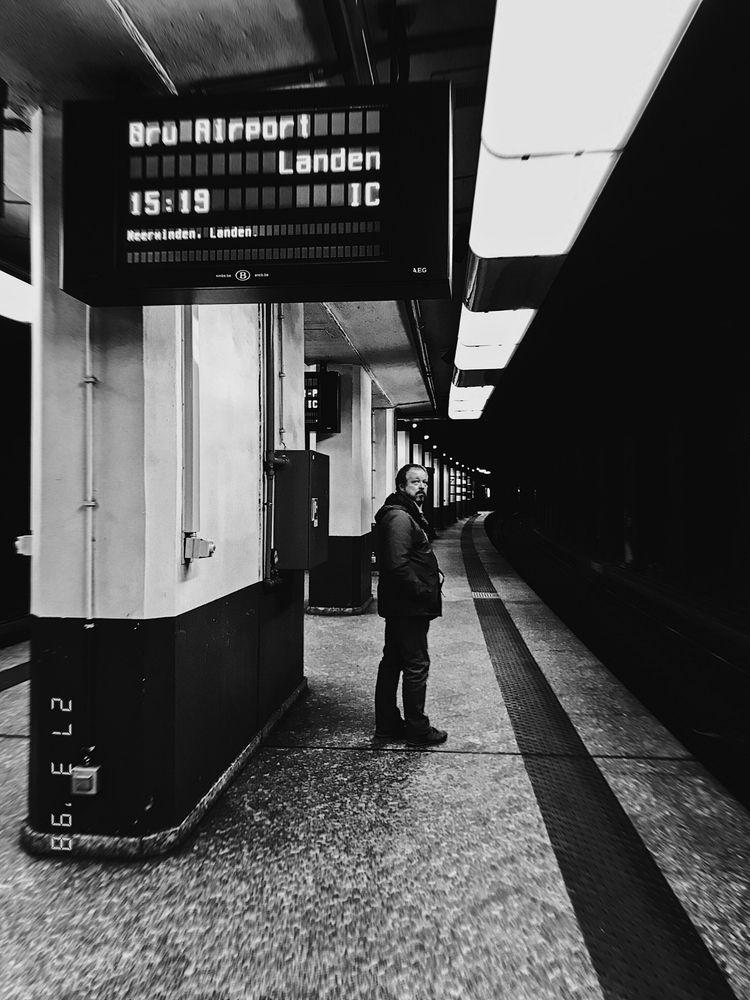 27.3.'98 - photography, blackandwhite - robryr | ello