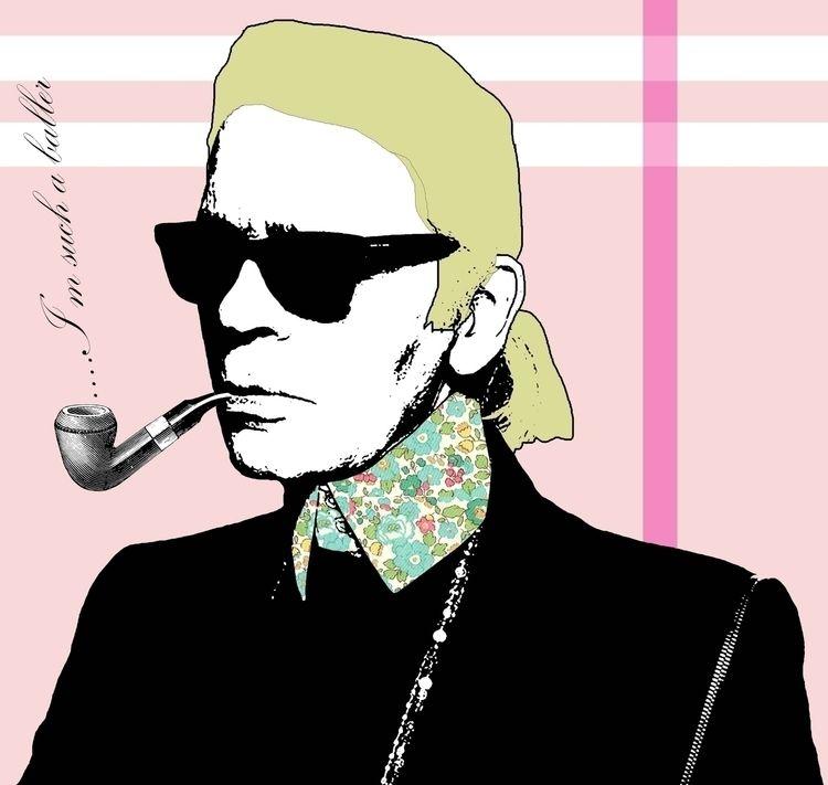 Karl, boyfriend...wearing liber - michibroussard | ello