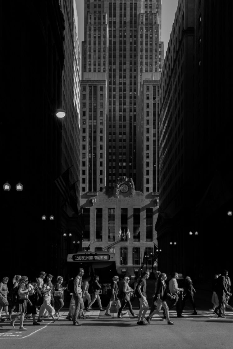 Chicago Board Trade. photograph - vincentwinther | ello