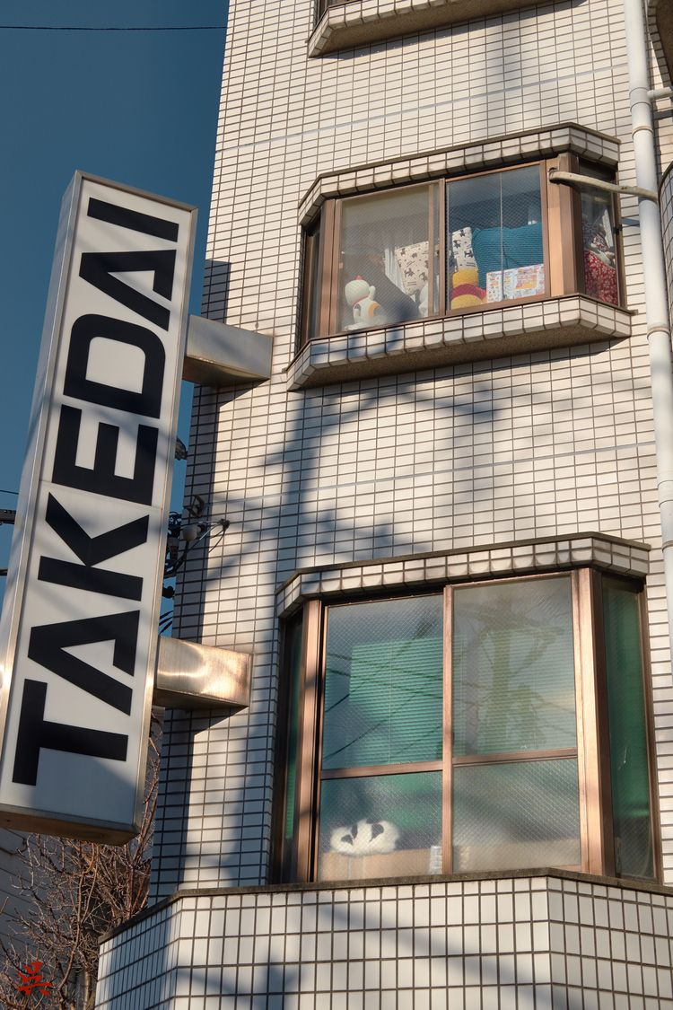 Tokyo Window - Japan, Wall, Sign - gullevek | ello