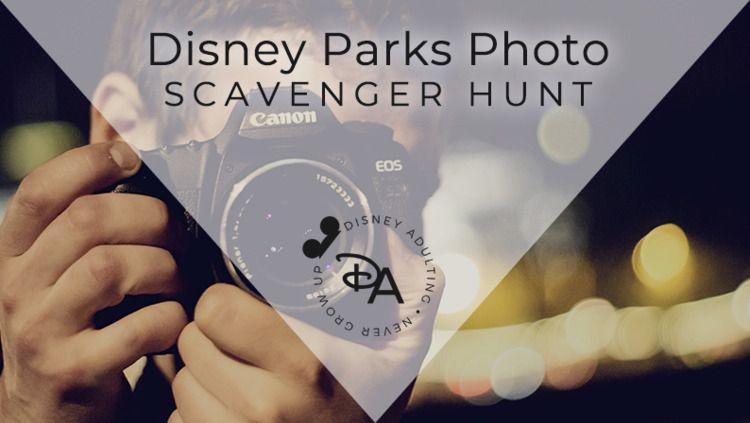 Disney Photo Scavenger Hunt: 50 - disneyadulting | ello