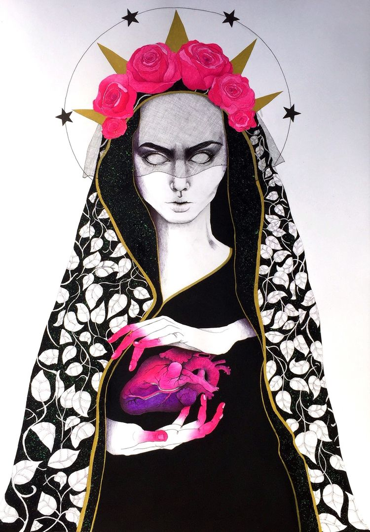 Beautiful illustrations London  - nettculture   ello