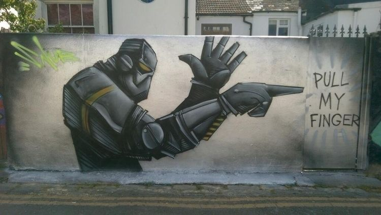 Pull finger Snub23 - snub23, Brighton - quickhr | ello