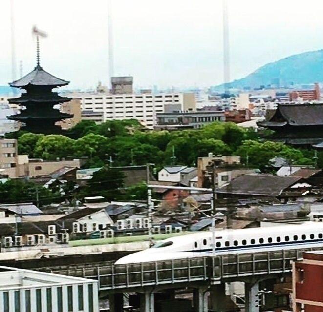 Train Temple - japan, kyoto, travel - thespeck | ello