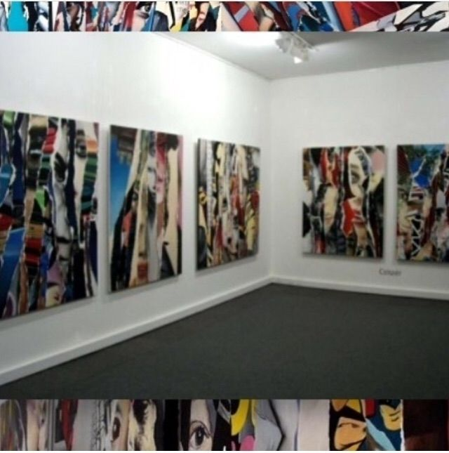 exhibition#oiloncanvas#pieces#paintings#paris#zsuzsicsiszer - zsuzsics | ello