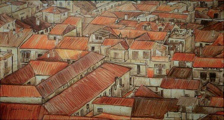 Roofs Granada 2018 Ben (Bernard - ben-peeters   ello