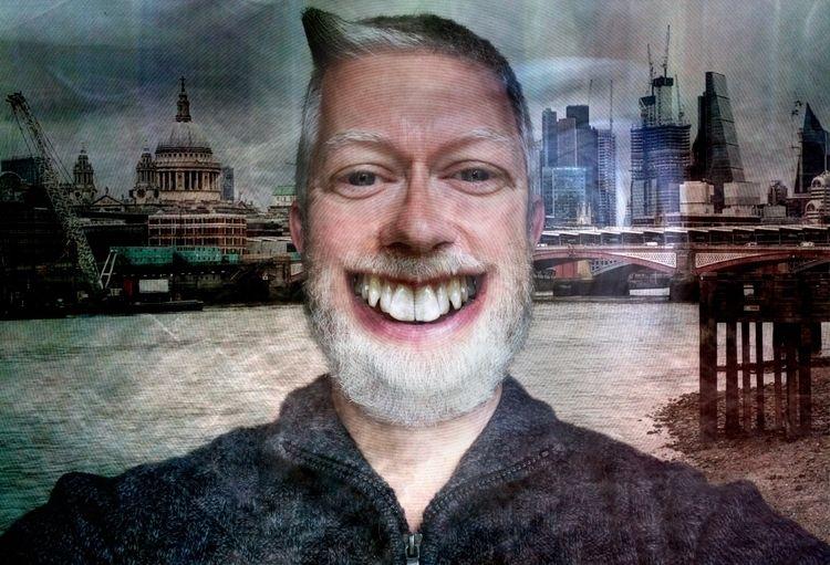 smile - face, london, llamnuds, river - shaundunmall | ello