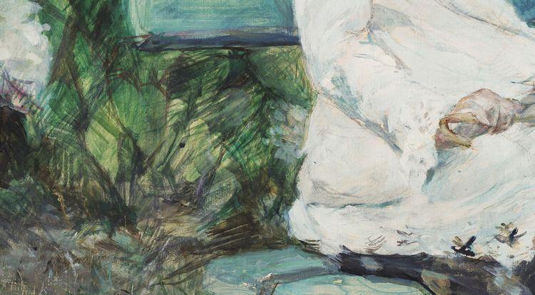 Henri de Toulouse-Lautrec \\ C - -ba | ello
