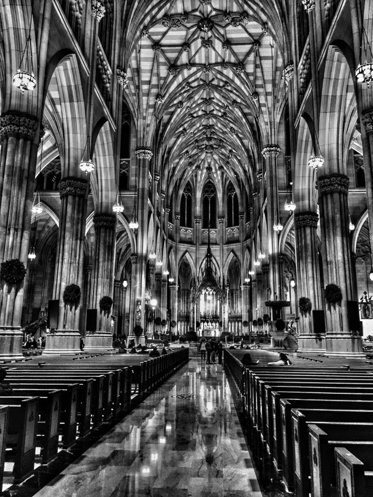 St. Cathedral - stpatrickscathedral - renspacemadness | ello