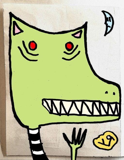 Friendly Reptile Richard Yates  - richardfyates | ello