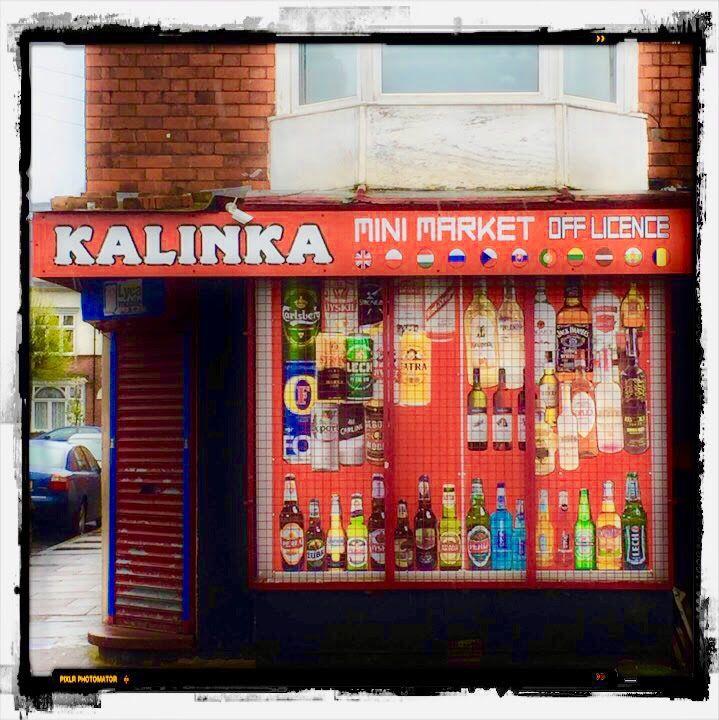 Corner shops unique history UK - tony-shelley-photographer   ello