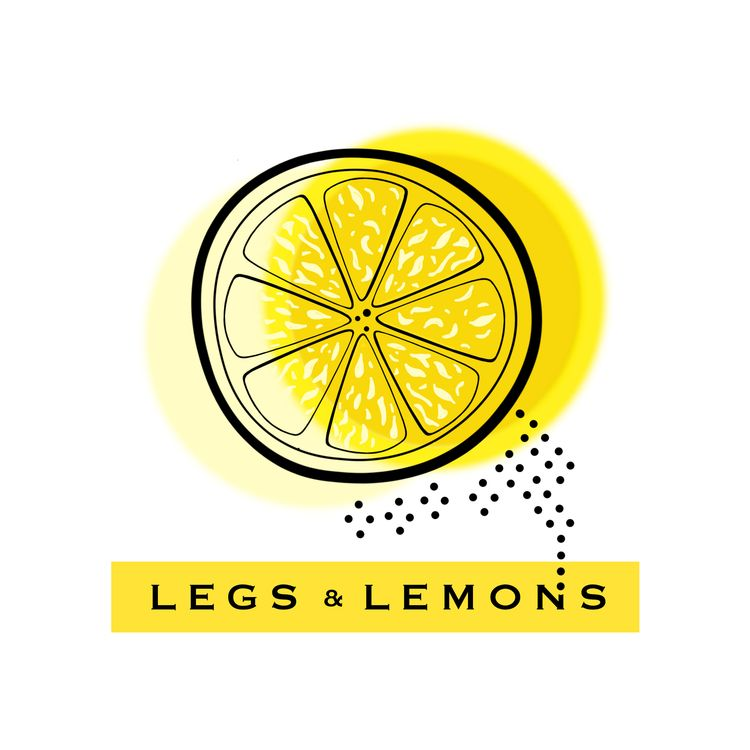 graphic work Legs Lemons - graphicdesign - kat_alanna | ello