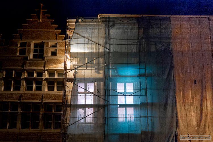 Belgium, Antwerpen, April 2018 - bruxellisation | ello