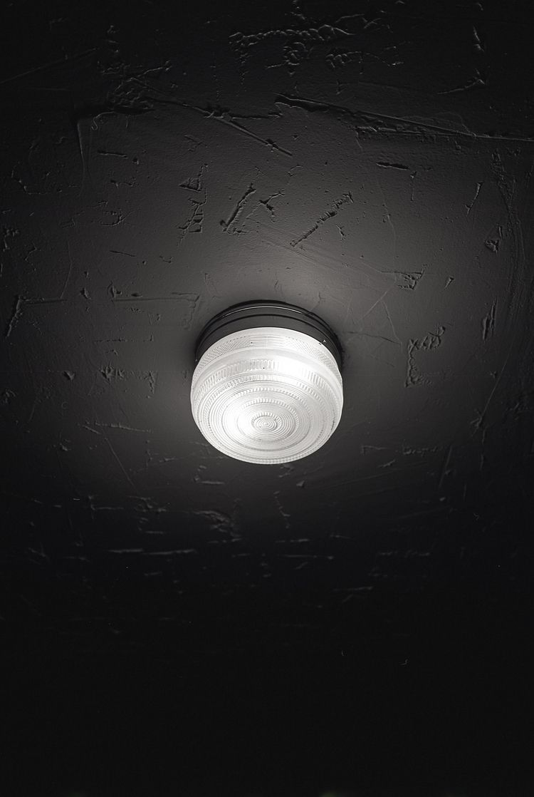 Light Fixture - apartment, mediumformat - michaelmillerstudio   ello