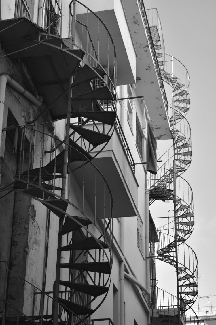Service stairs photography#stre - a2toz   ello