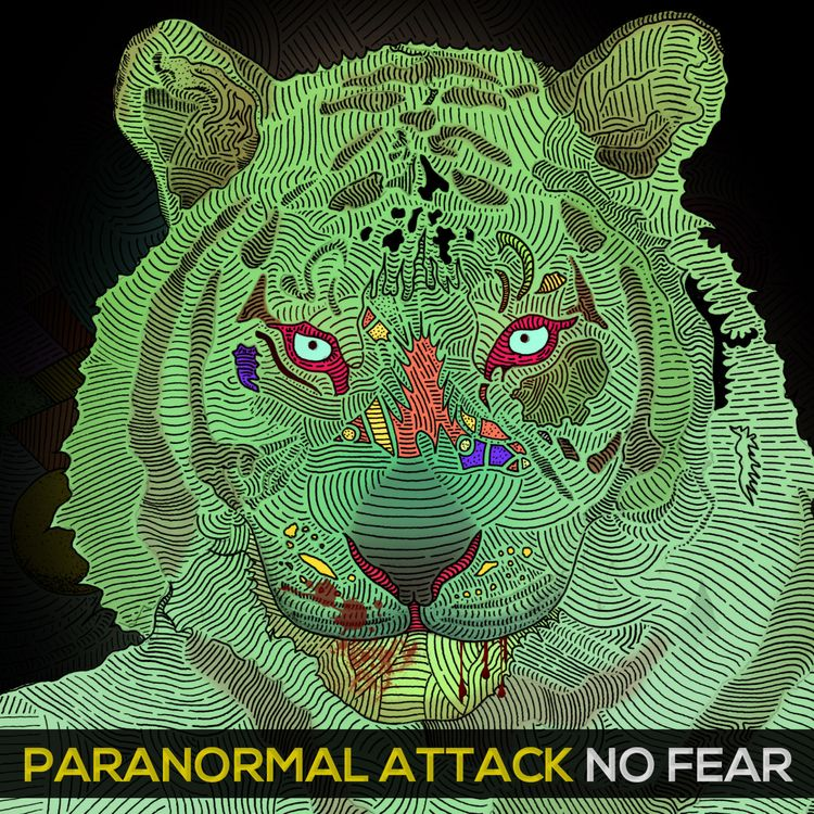 Paranormal Attack - Fear - albumcover - brokoola | ello
