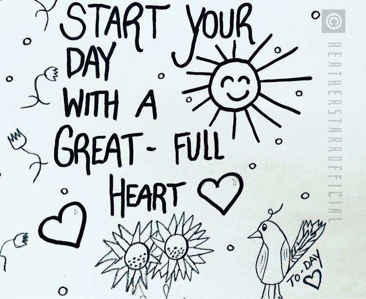 great full heart :heart:️ - heatherstarrcat | ello