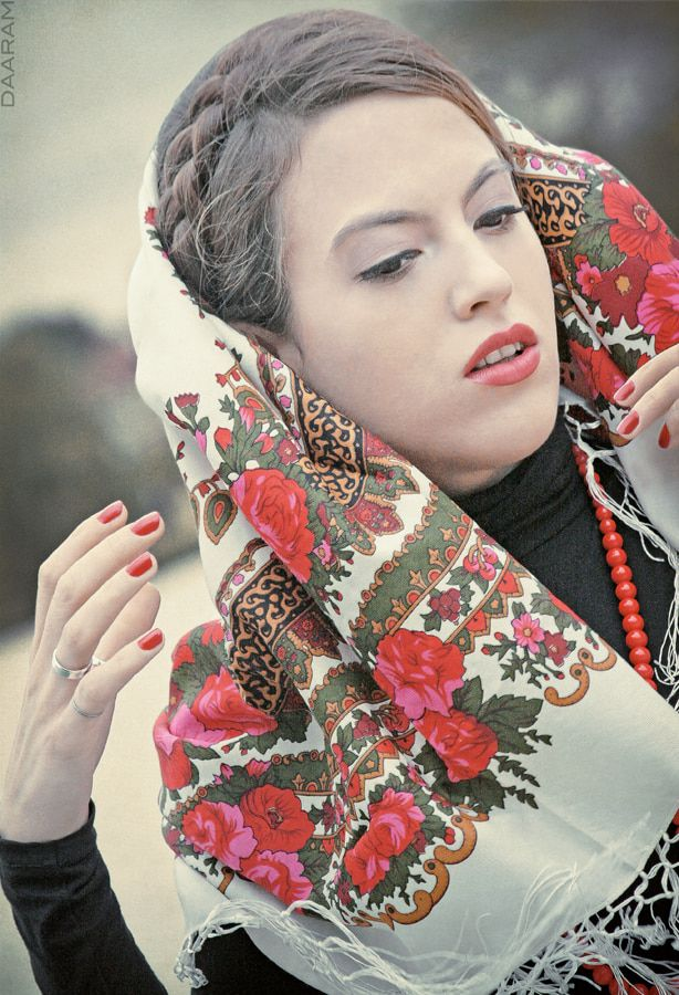 Polish Princess: Model, Styling - daaram-fashion | ello