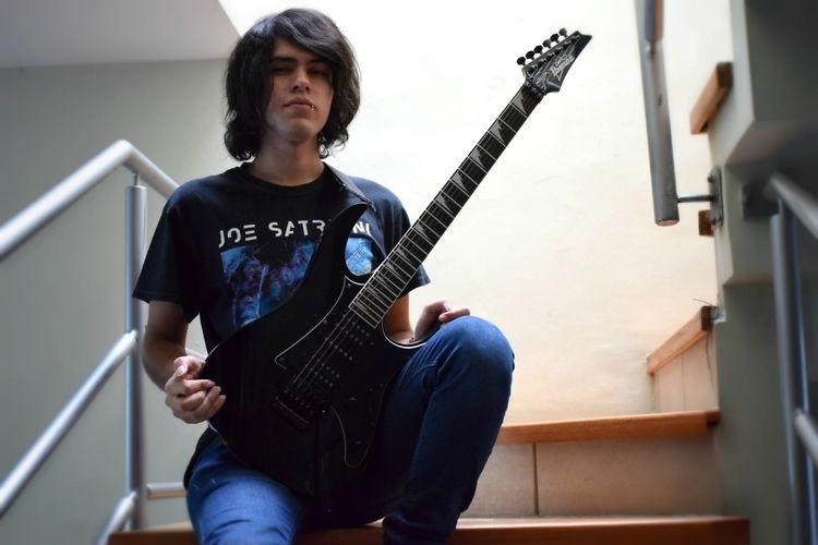 guitar, guitarist, music, metal - joew | ello