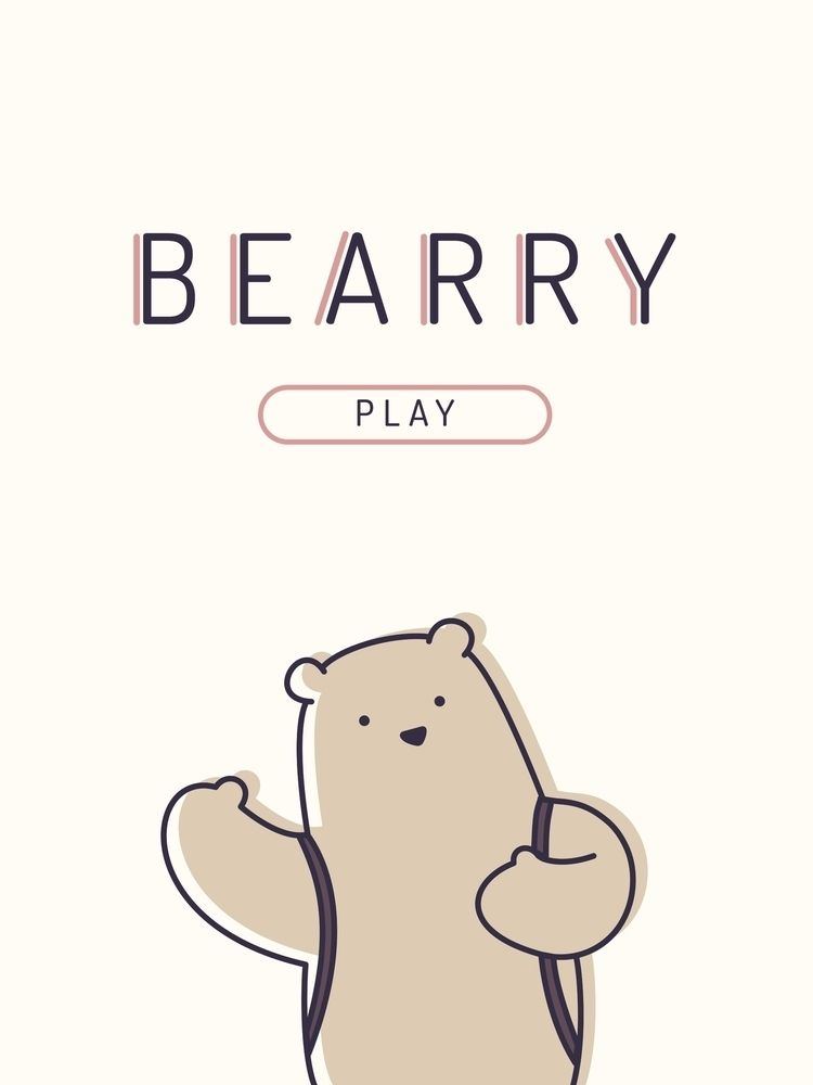 game, app, gamedesign, bear, bearry - julia_azz | ello