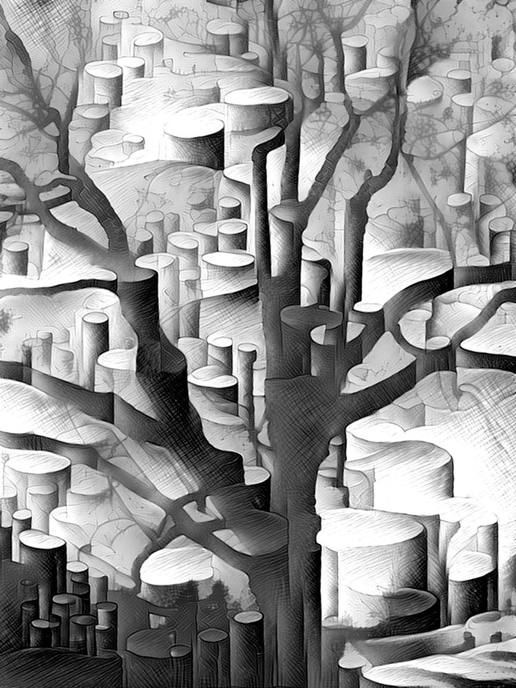 Tubular tree Incorporates eleme - kenlong | ello