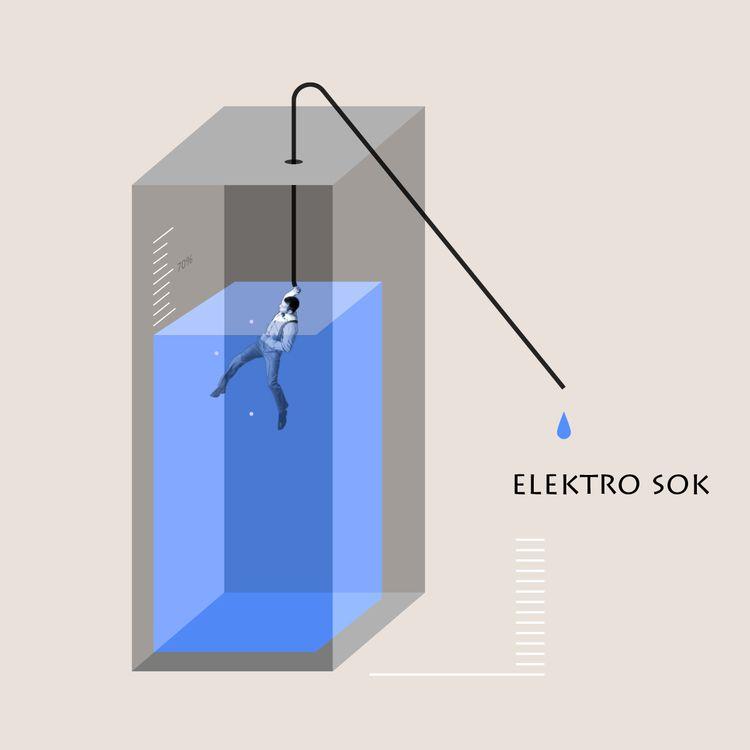 Electric juice - abstract, concept - markograf | ello