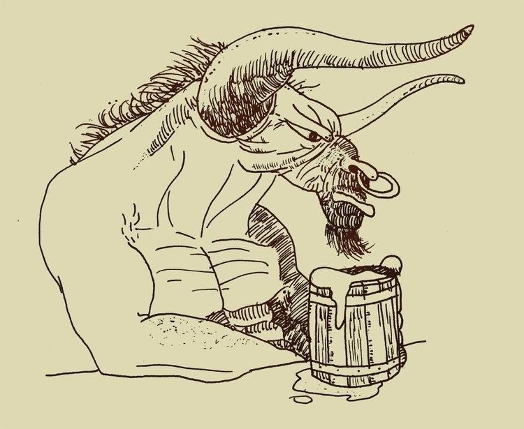 Minotaur - myth, creature, absurd - markograf | ello