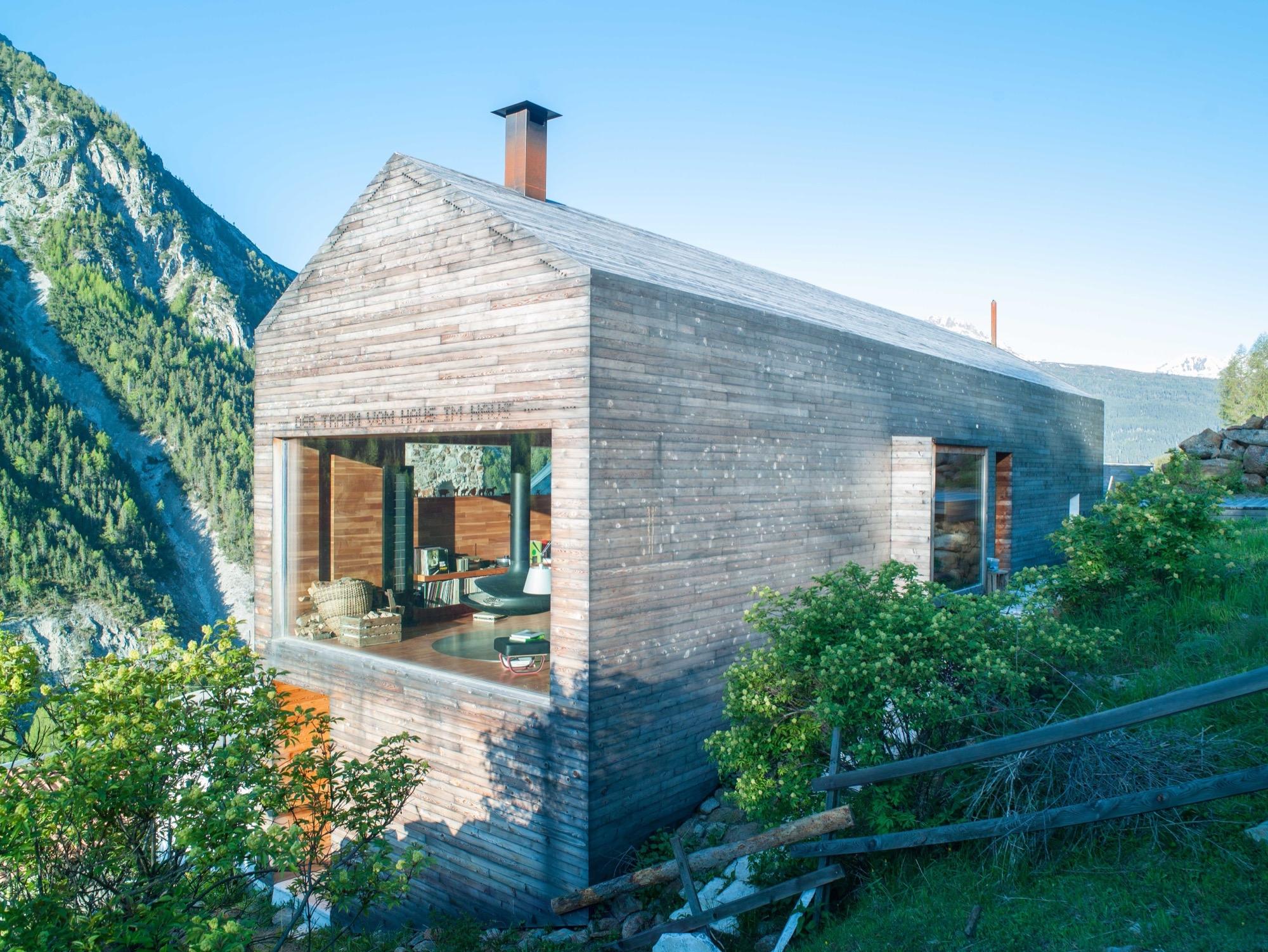 Window South Tyrol Othmar Prenn - thetreemag   ello