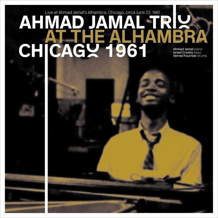 Ahmad Jamal Trio Album cover De - plackner | ello