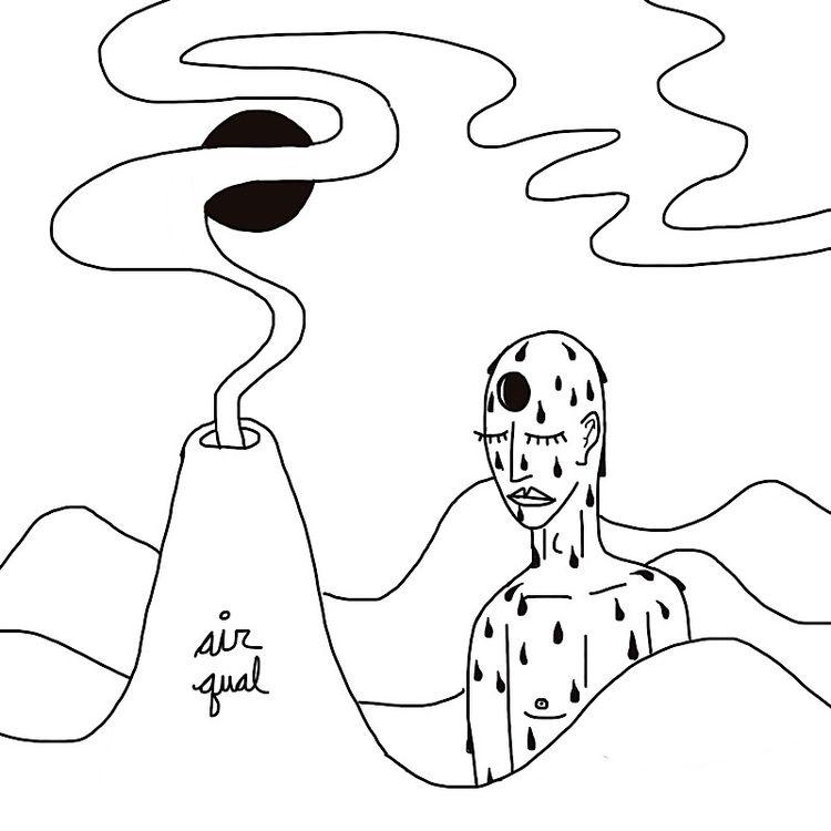air qual - volcano, heat, sweat - catswilleatyou | ello