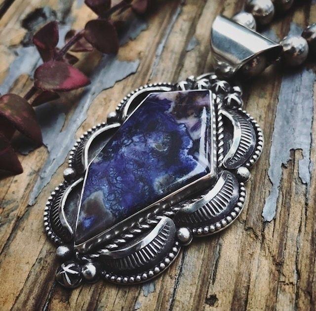 'Silver Raven' pendant created  - silverravenstudio | ello
