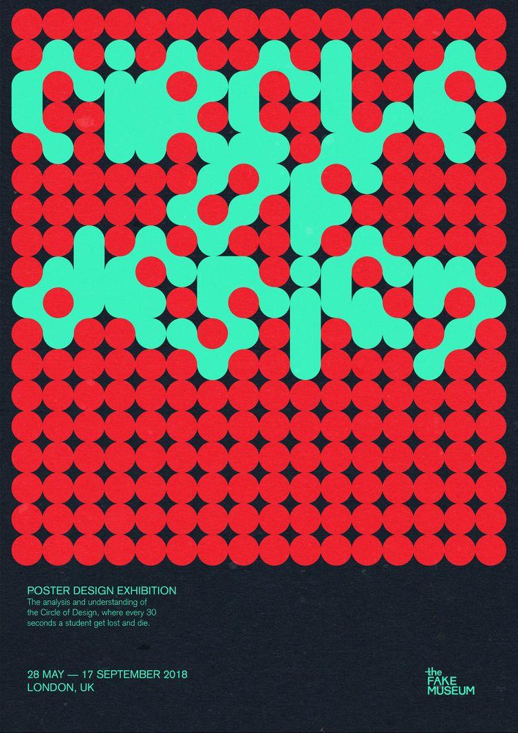 Circle Design. Fake Museum. Mod - cosdesign | ello