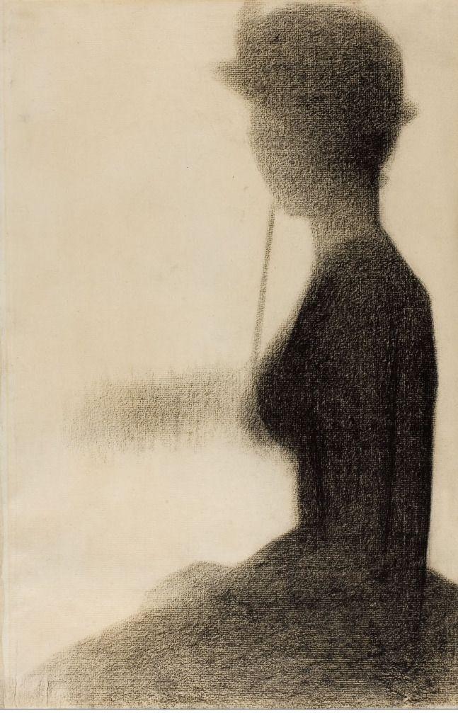 Georges Seurat _____ Seated Wom - simplecru   ello