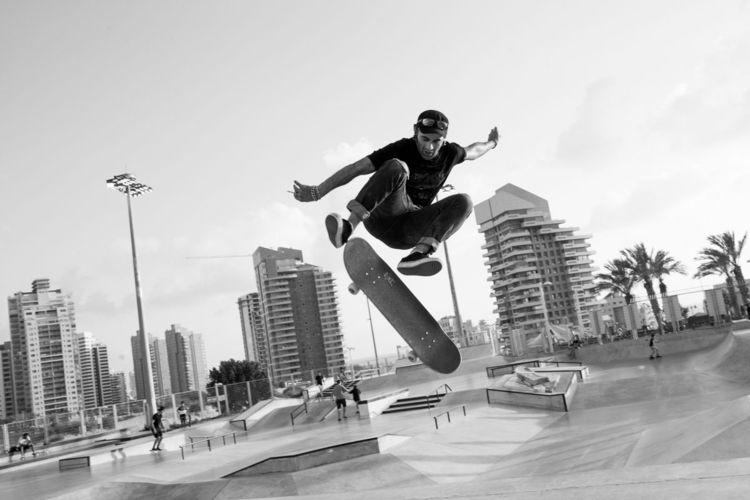 skate park iv - skating, skaters - victorbezrukov | ello