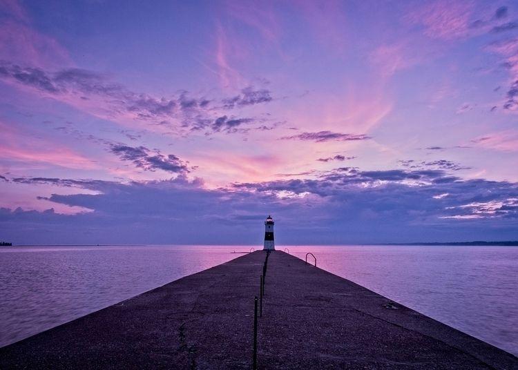 Erie Morning sunrise spectacula - neurodancer | ello
