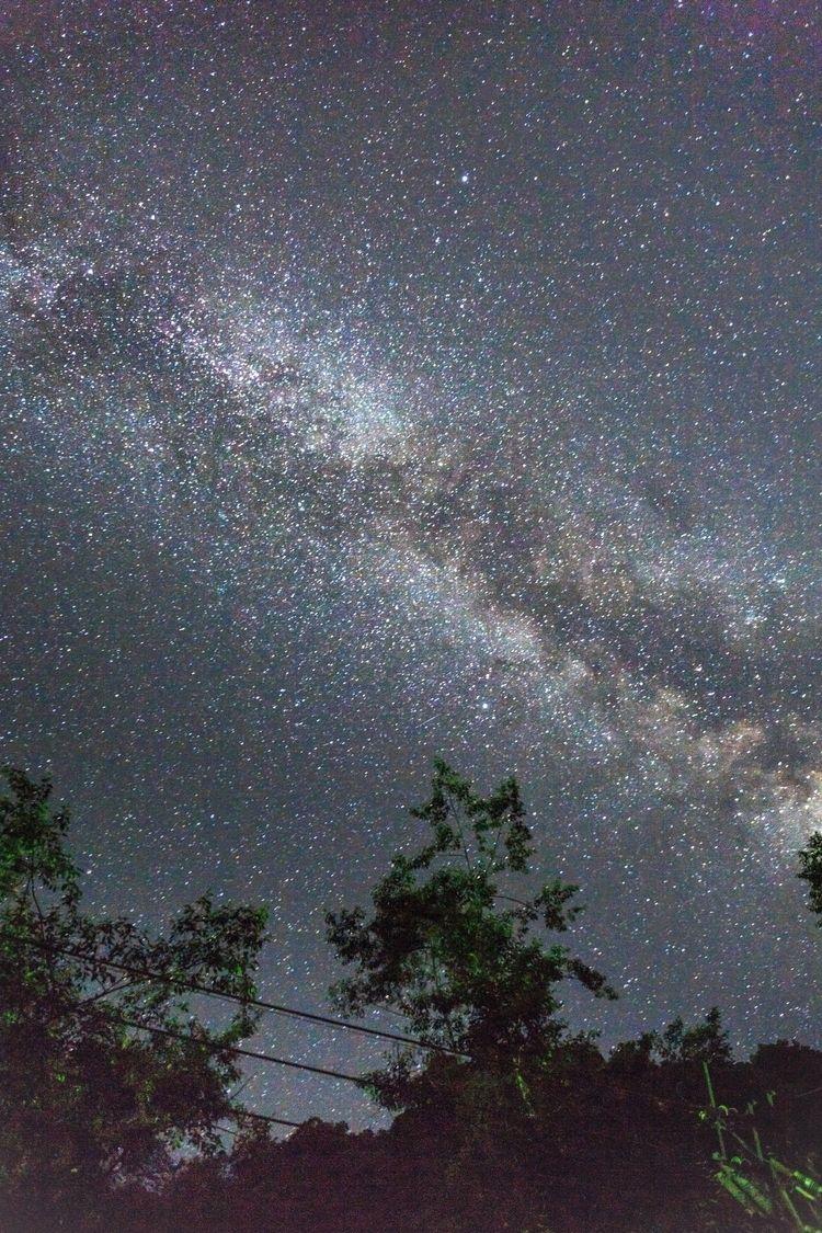 Taiwan - taiwan, milkyway, galaxy - kalongphoto   ello