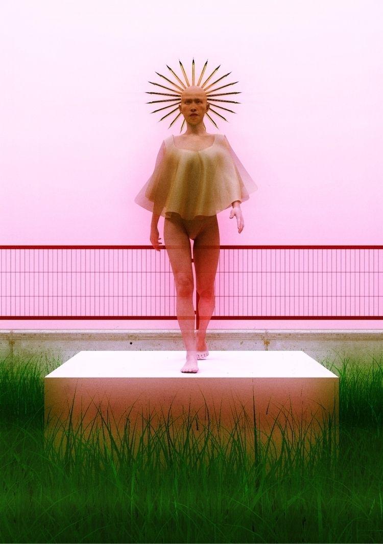 Garden Eden  - 3D, 3DArt, Cinema4D - darlingdesign | ello
