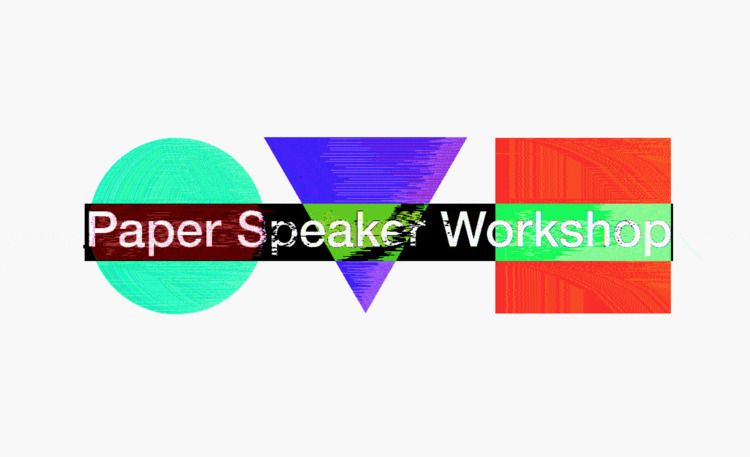 Paper Speaker Workshop (pixel r - gregsted | ello
