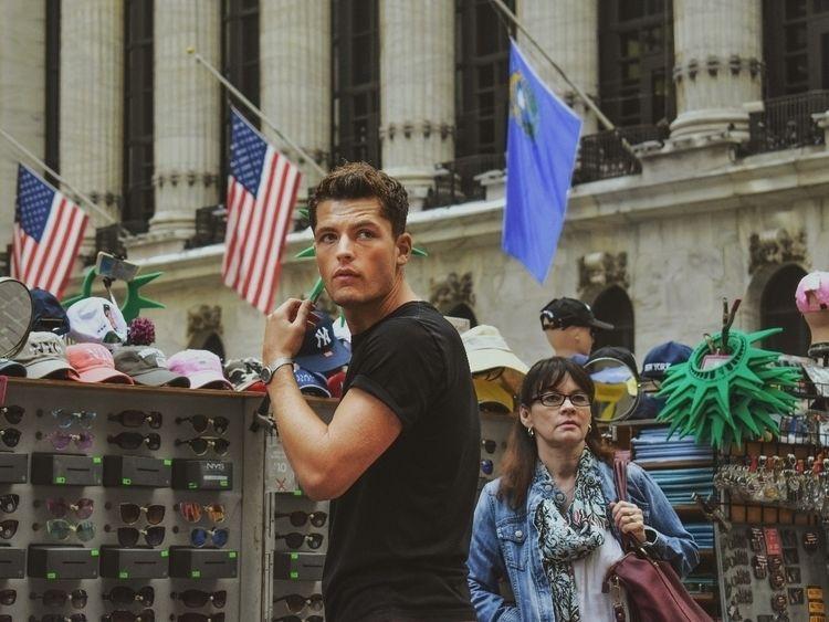 Wall Street days - newyork, nyc - bigcity | ello