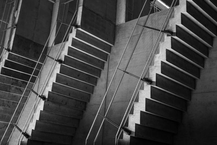 Escher Staircase Phoenix, Arizo - destinypacheco | ello
