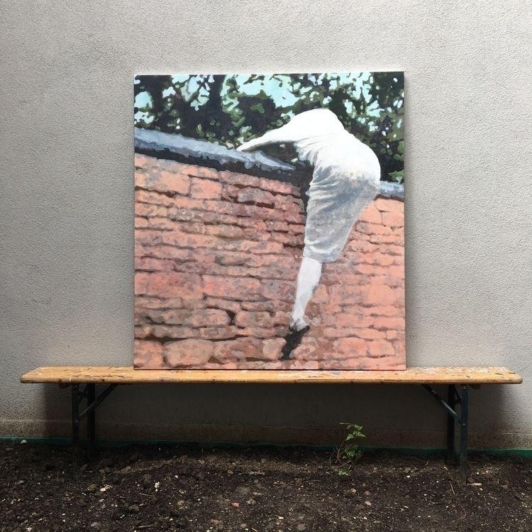 wall oil/canvas, 138x126 cm sol - filletk | ello