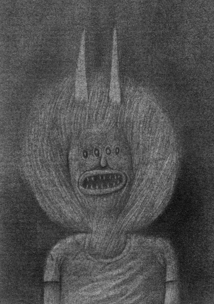 personal interest draw portrait - babakesmaeli | ello