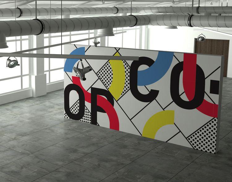 Fun rendering/study mural worki - andrewhoffman | ello