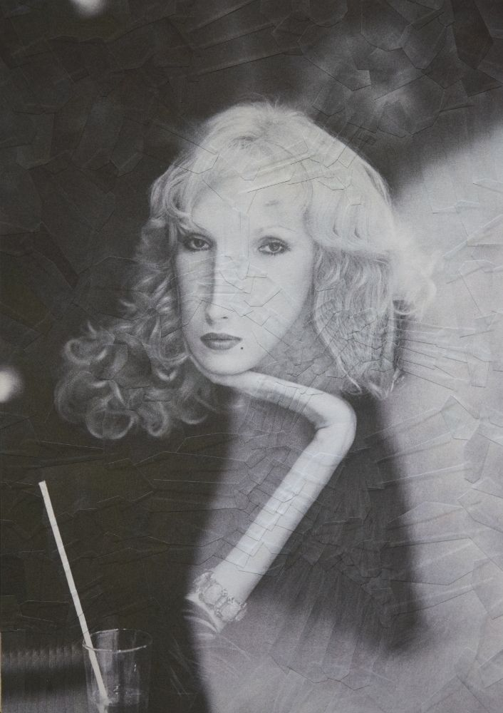 Candy Darling Peter Beard manip - loladupre | ello