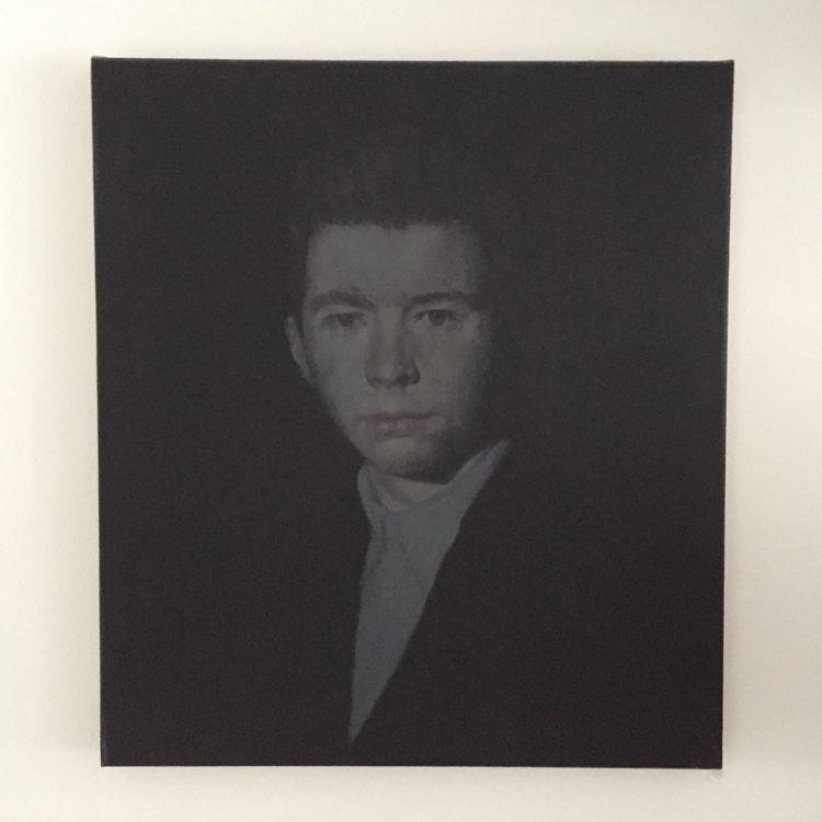 Oil canvas (40cm 50cm - goemaere_kirsten | ello