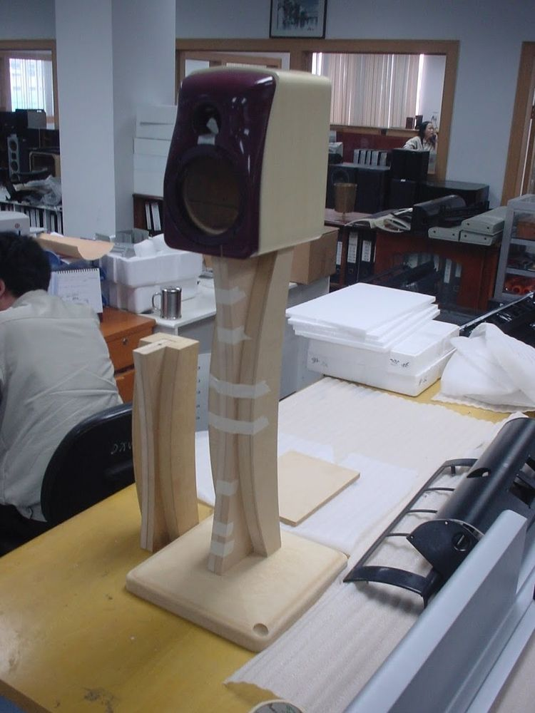 NHT Xd cabinet prototypes facto - bobhopkins | ello